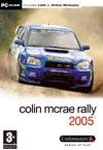 Carátula de Colin McRae Rally 2005 para PC